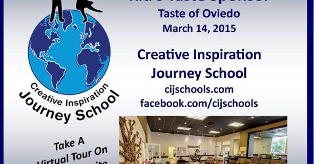 CIJS Taste of Oviedo Sponsor