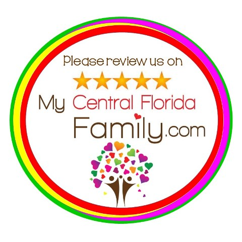 My Central Florida Family Badge