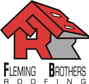 Fleming Brothers Roofing Logo Web