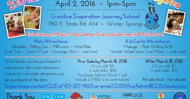 2016 CIJS Journey Showcase & Extravaganza